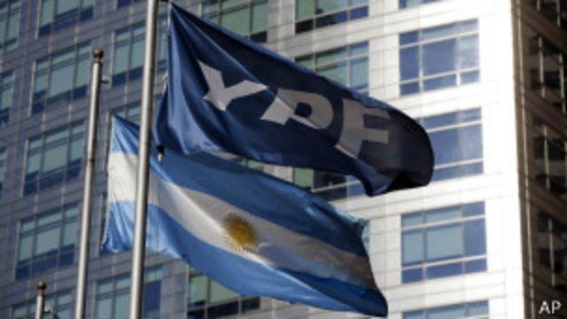 Repsol acepta valor de US$5.000 millones por nacionalización de YPF en Argentina