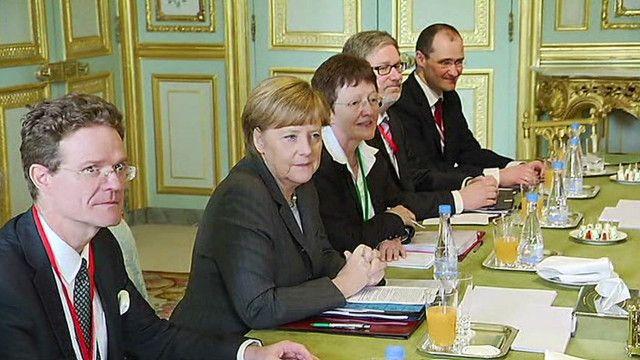 Angela Merkel   Foto: BBC