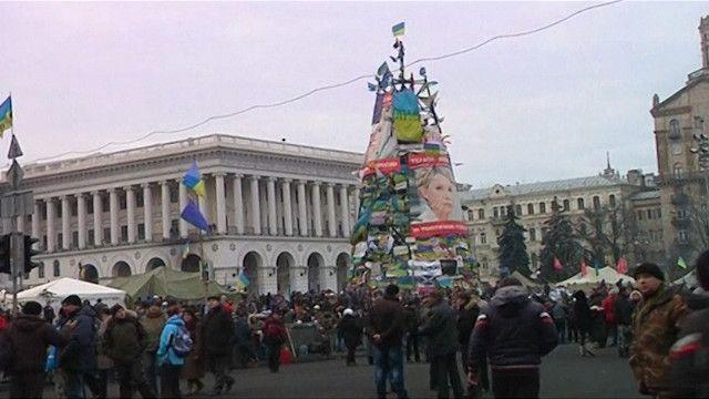 المعارضة الأوكرانية
