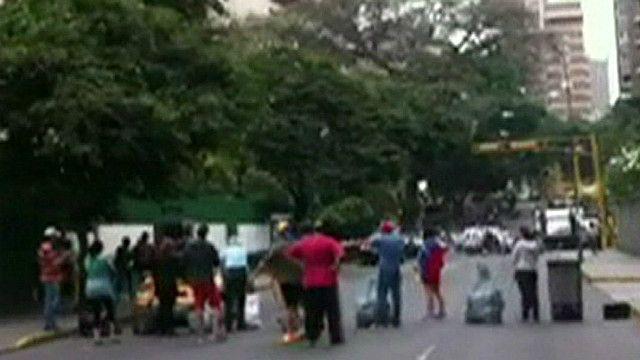 Barricadas Caracas