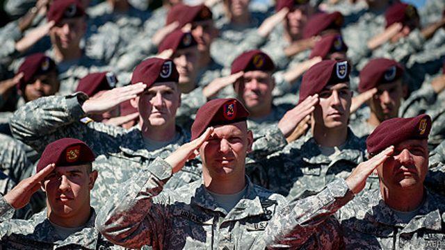 La mayor reducción del ejército de EE.UU. desde antes de la Segunda Guerra Mundial