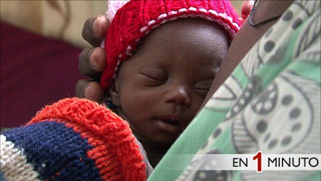 Recien nacido africano
