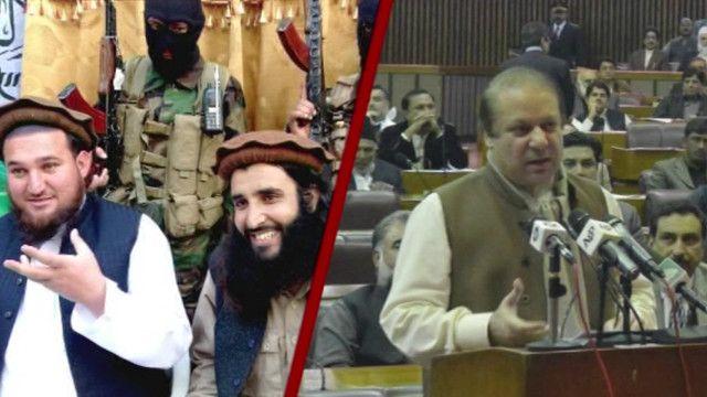 نواز اور طالبان