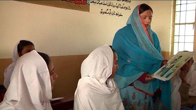 دروس لتثقيف الفتيات جنسيا في باكستان