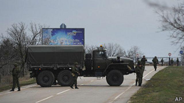 ¿Por qué es tan peligroso lo que ocurre en Crimea?