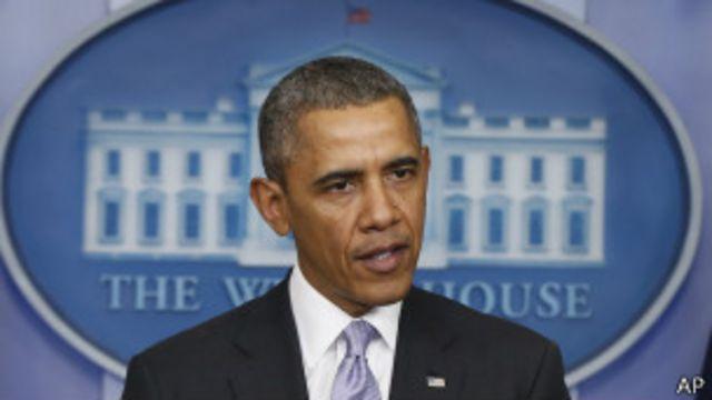 Обама: вторжение России на Украину грозит последствиями