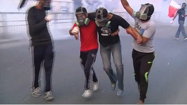مواجهات بين الشرطة البحرينية ومتظاهرين عقب جنازة الدرازي