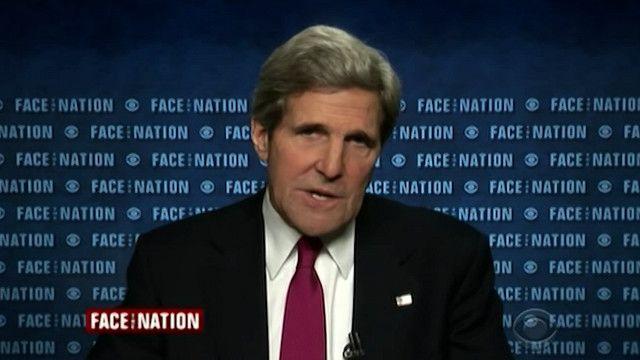 جون كيري وزير الخارجية الأمريكي
