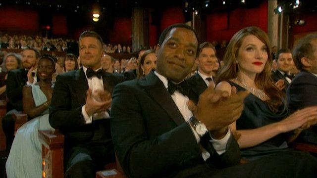 """جائزة أوسكار أفضل فيلم لـ """"12 عاما من العبودية"""""""