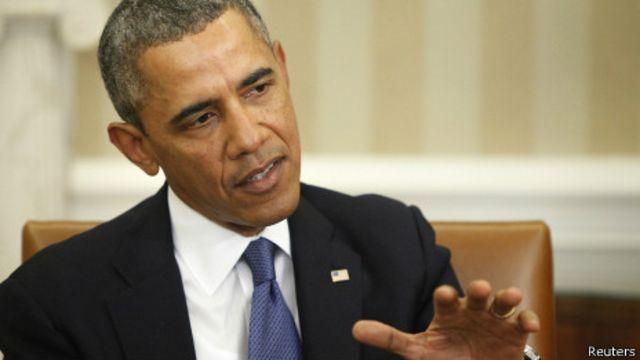 """Obama: Rusia """"está del lado equivocado de la historia"""""""