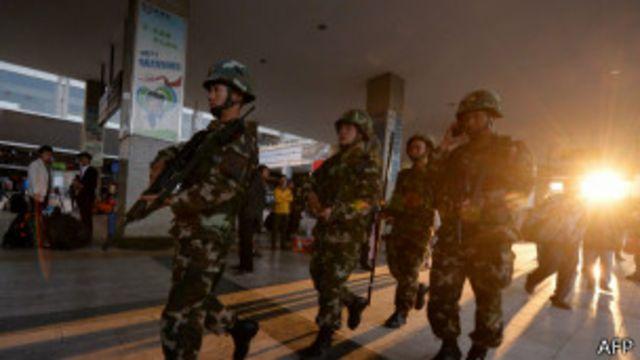英媒:伊斯蘭全球聖戰擴展到中國了嗎?
