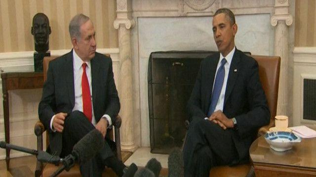 أوباما ونتانياهو في لقاء حول المفاوضات