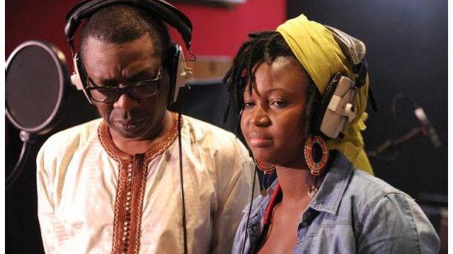 Idylle et Youssou