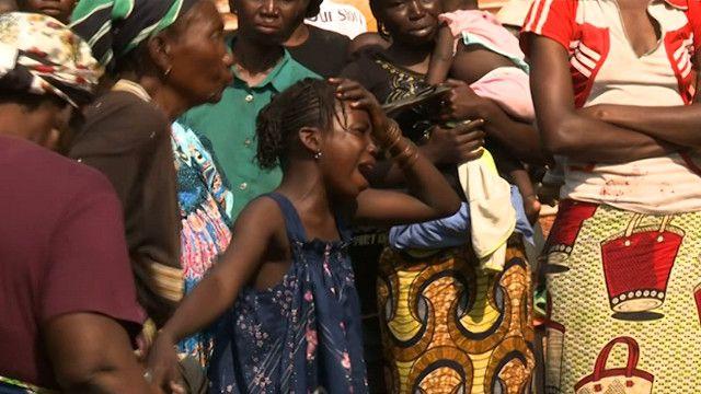 تفاقم أعمال العنف الطائفي في أفريقيا الوسطى