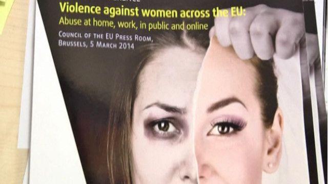 ثلث النساء في الاتحاد الأوربي تعرضن للتحرش