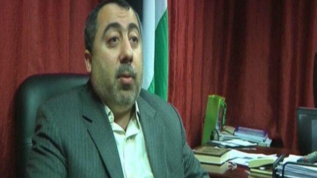 طاهر النونو المتحدث باسم حركة حماس