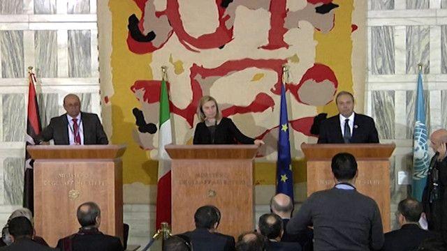 مؤتمر أصدقاء ليبيا