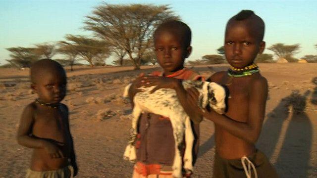 الجفاف يهدد حياة أكثر من مليون شخص شمال كينيا