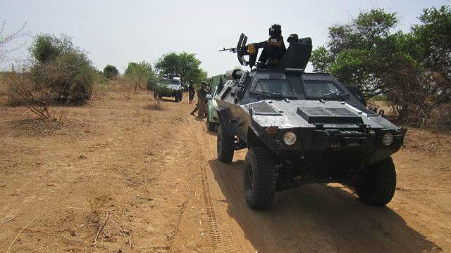 Gwamnati tana ikirarin samun nasara akan Boko Haram