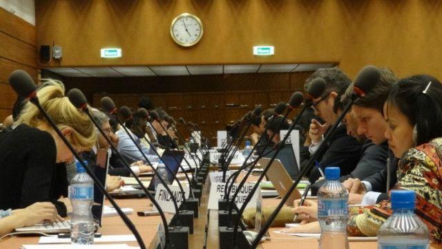Geneva Sri Lanka talks