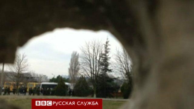 Главный военкомат Крыма