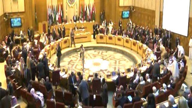 اجتماع القمة العربية
