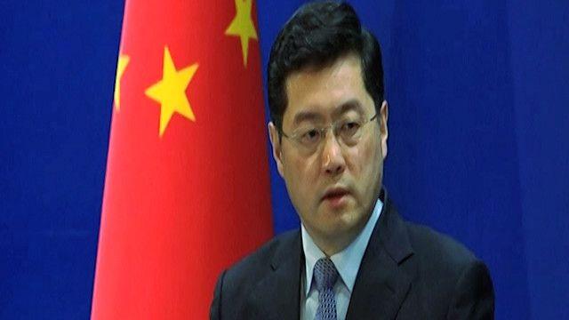 شين جانغ المتحدث باسم وزارة الخارجية الصينية
