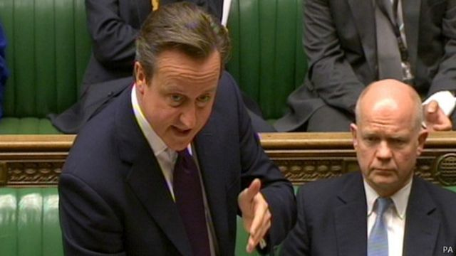 Украина попросила военной поддержки у Британии и США