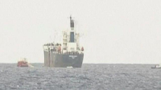 حاملة النفط الكورية شمالية