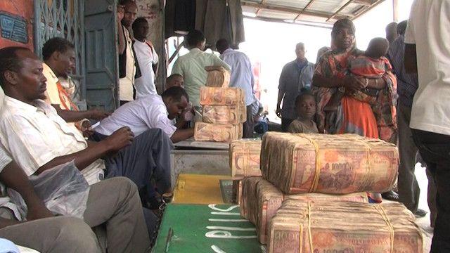 """عملة """" الشلينغ"""" الصومالية مهددة بالختفاء"""
