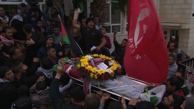 الضفة الغربية تشيع جثامين شبان قتلوا بالرصاص الإسرائيلي
