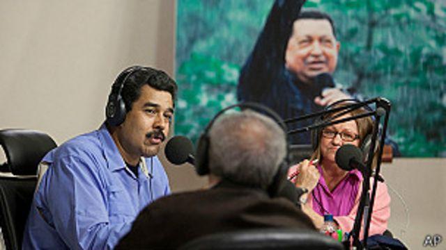 """Venezuela: Maduro llama """"cobarde"""" a la oposición y le exige unirse al diálogo"""