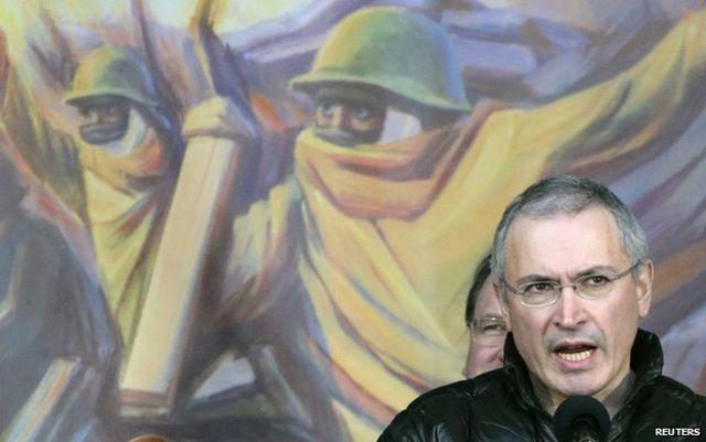 Los rusos que se oponen a Putin por la crisis en Ucrania
