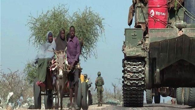 مواطنون صوماليون