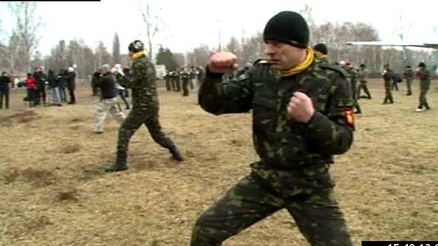 Украина объявила частичную мобилизацию