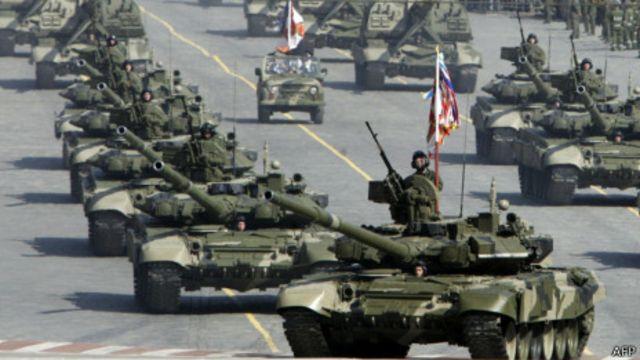 Как сдерживали Россию: прошлое и настоящее