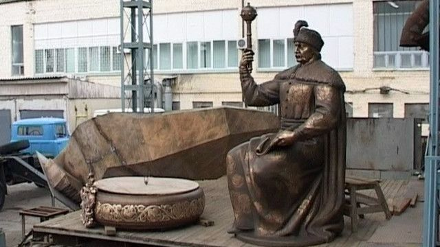 Пам'ятник Мазепі знову планують встановити у Полтаві.