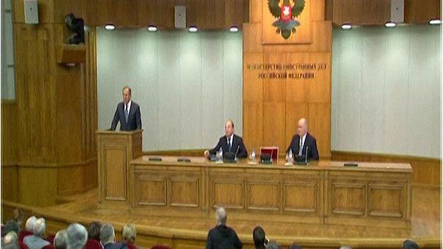 صورة من البرلمان في القرم