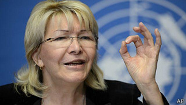 """Amnistía: """"Hay un uso excesivo de la fuerza"""" en Venezuela"""