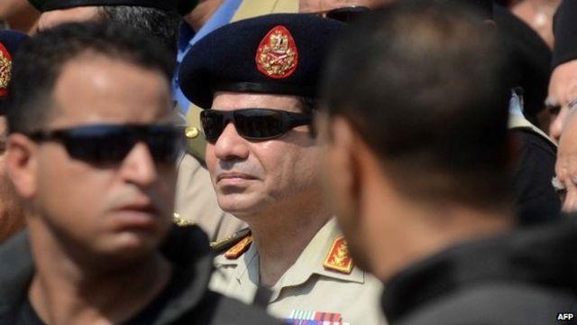 السيسي: وجه جديد للحرس القديم في مصر