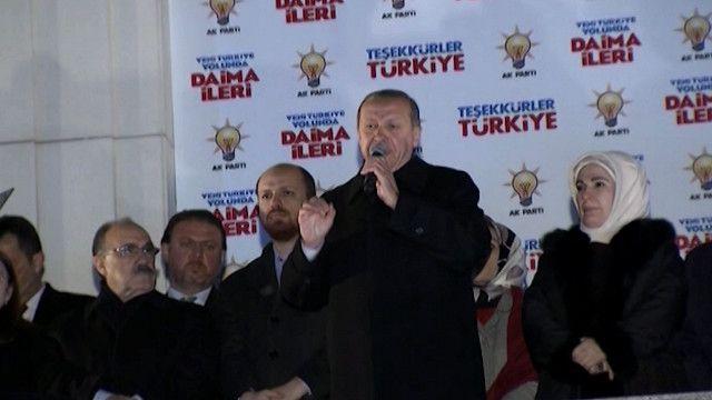 رجب طيب أردوغان رئيس الوزراء التركي