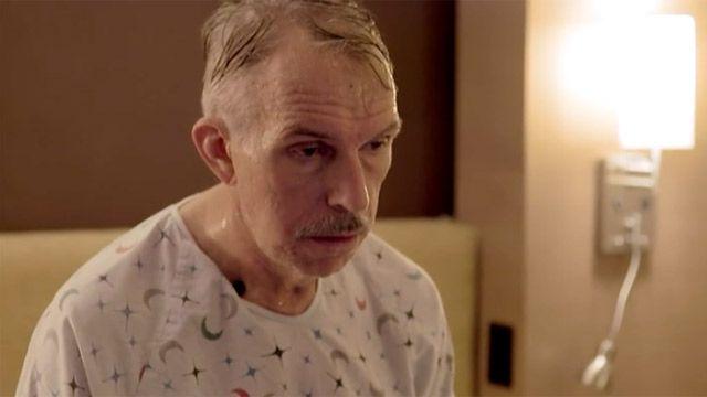 Актер, изображающий пациента