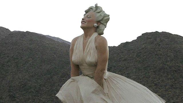 Estátua da Marilyn Monroe (BBC)