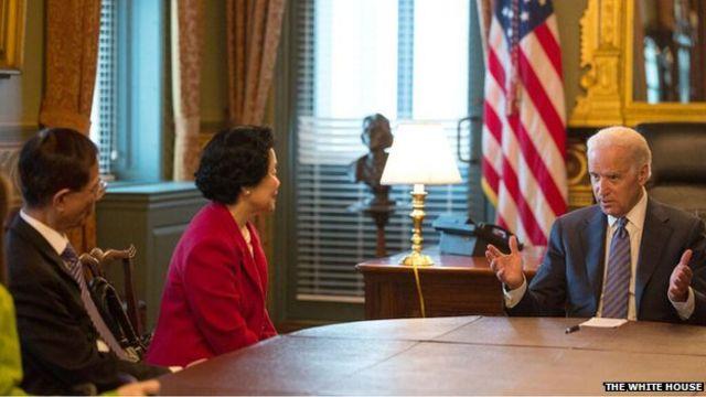 中國告誡美國在香港事務上「謹言慎行」