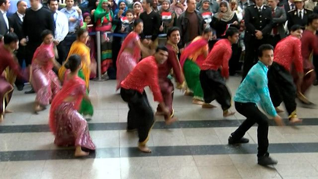 """""""الهند على ضفاف النيل"""" مهرجان فني في القاهرة"""