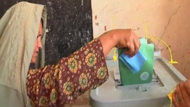 الانتخابات الرئاسية في أفغاستان