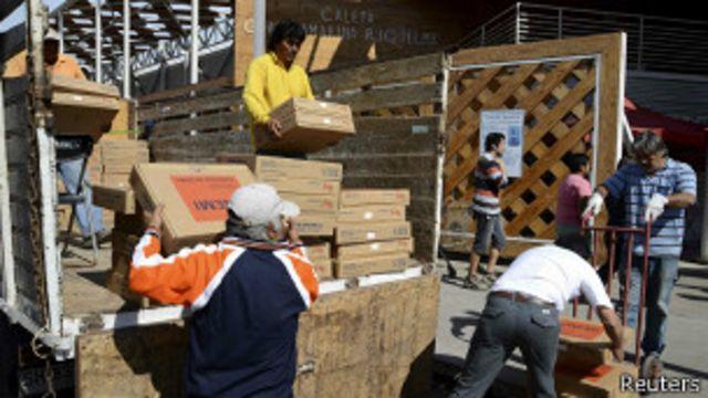 Chile: contabilizan 490 réplicas desde terremoto del 1 de abril