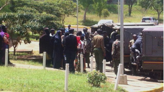 Kenya yaruhusu waandishi katika uwanja wa Kasarani