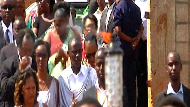 مسيرة في رواندا في الذكرى الـ 20 للإبادة الجماعية