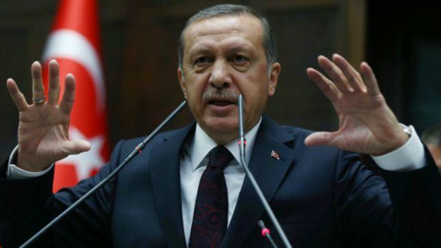 الحكومة التركية تسعى إلى زيادة سلطات المخابرات